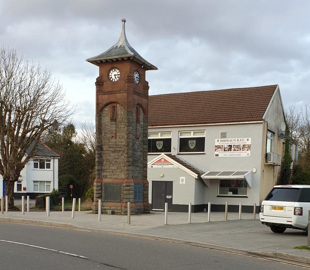 Hirwaun Memorial Clock Tower