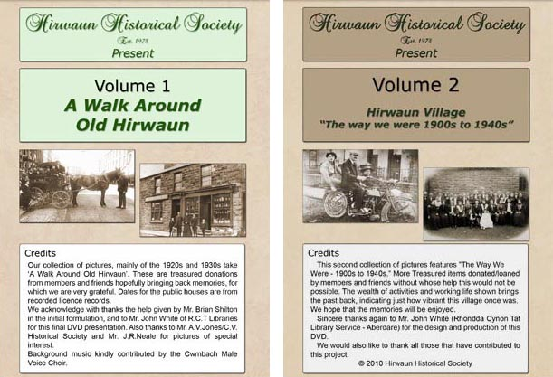 A Walk Around Old Hirwaun