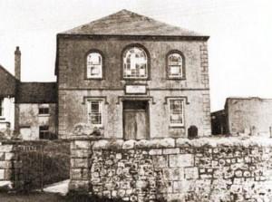 Nebo Chapel