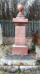 Dafydd Morganwg's Grave
