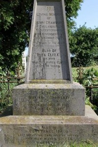 Grave of Henry Crawshay