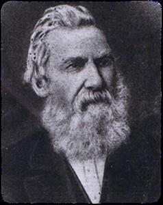 Rev Benjamin Evans