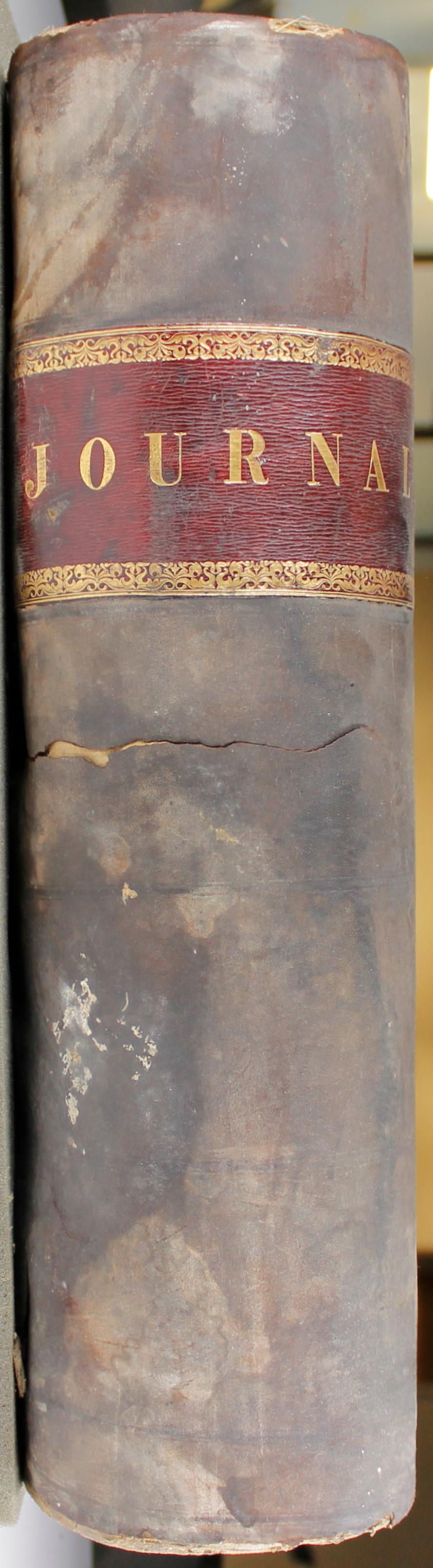 Journal Spine